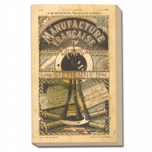 Réédition 1894 du catalogue Manufrance