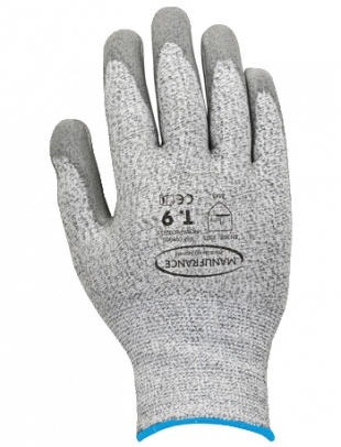 Gants de manutention anti-coupures haute performance